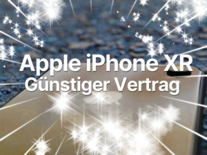 Apple iPhone XR Handyvertrag bestellen